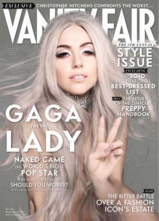 Lady Gaga su Vanity Fair