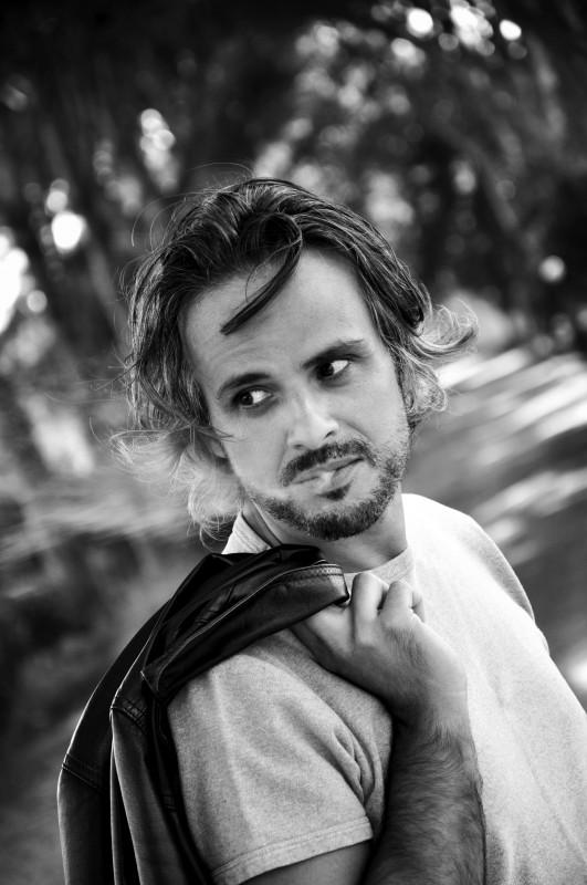 Maximilian Nisi in una bella foto di Marco Giraldi