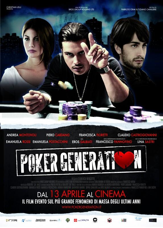 Poker Generation: la locandina del film