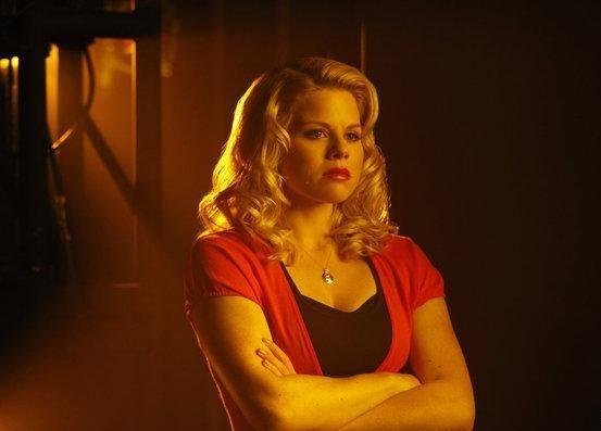 Megan Hilty nel ruolo di Ivy Lynn in Il workshop, settimo episodio di Smash