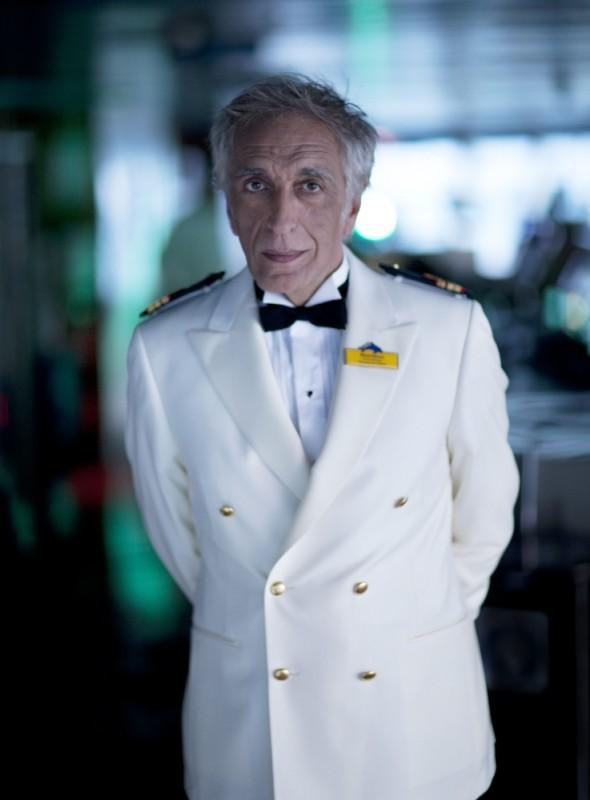 Benvenuti a bordo: Gérard Darmon in una foto promozionale