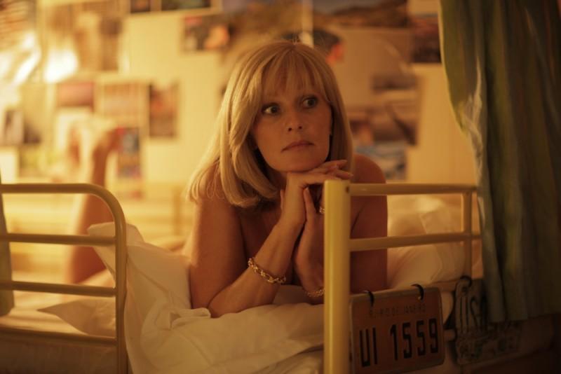 Benvenuto a bordo: Elisa Servier in una scena del film