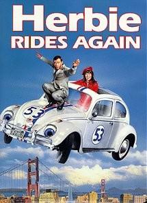 Herbie il maggiolino sempre più matto: la locandina del film