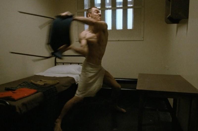 Hunger: Michael Fassbender fa esplodere tutta la sua rabbia in cella