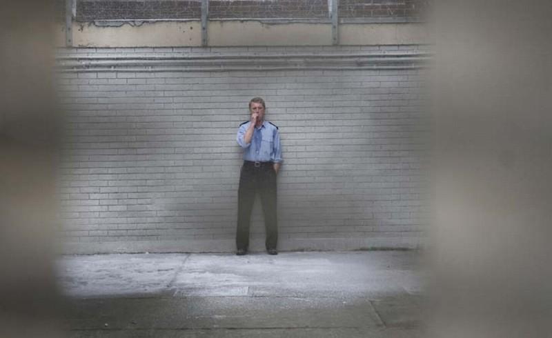 Hunger: Stuart Graham in una scena del film ispirato alla storia di Bobby Sands