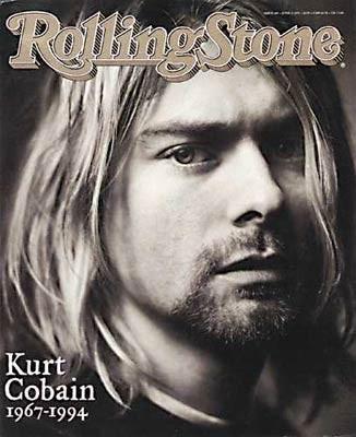 Kurt Cobain sulla cover di Rolling Stone