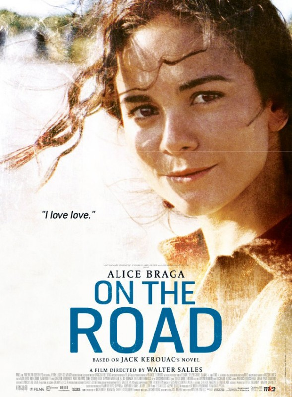 On the Road: character poster di Alice Braga