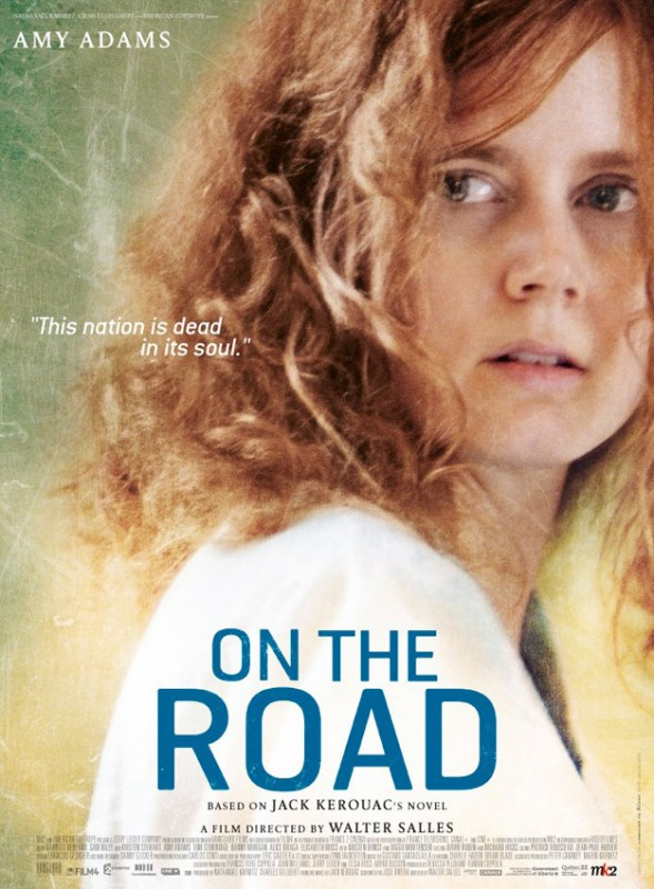 On the Road: character poster di Amy Adams