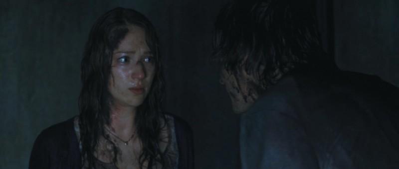 Quella casa nel bosco: Kristen Connolly in una scena del film