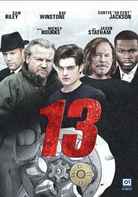 La copertina di 13 (dvd)