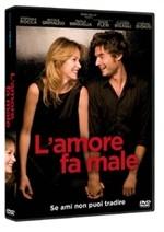 La copertina di L'amore fa male (dvd)