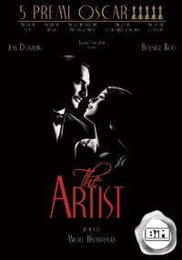La copertina di The Artist (dvd)