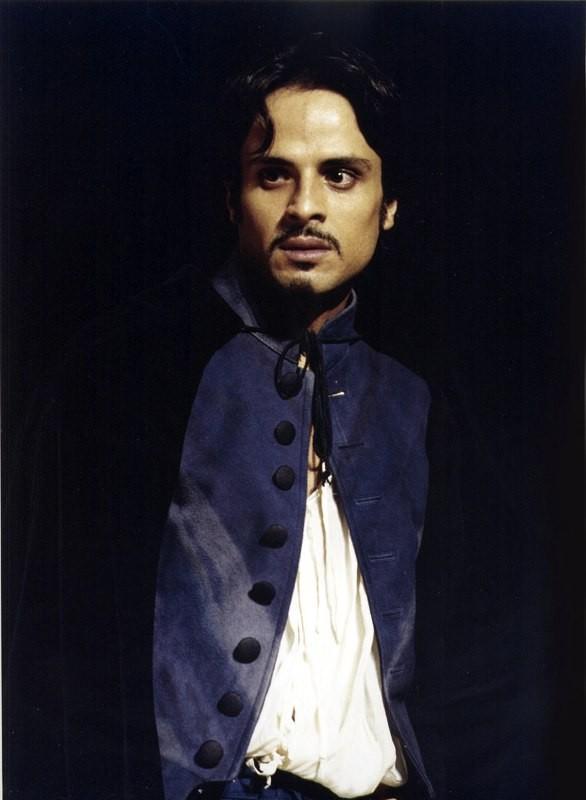Maximilian Nisi sul palcoscenico