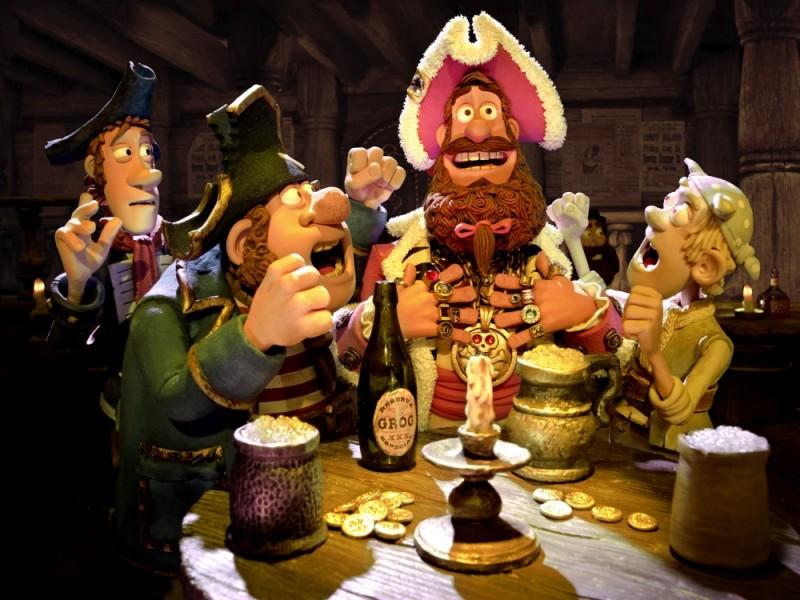 Pirati! Briganti da strapazzo: una divertente scena tratta dal film