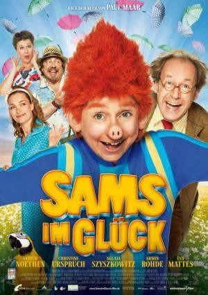 Sams im Glück: la locandina del film