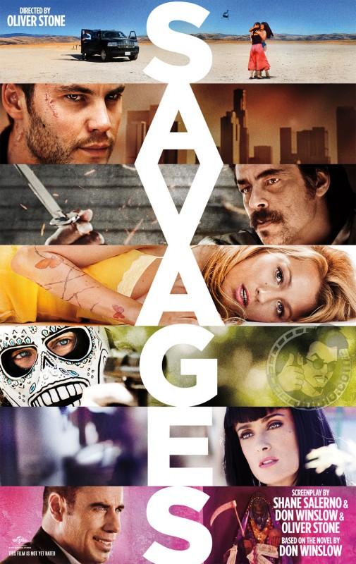Savages: nuovo poster USA