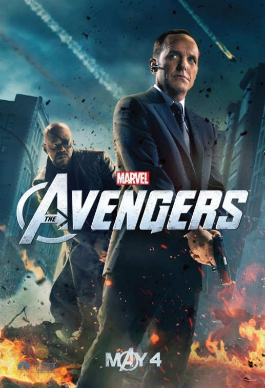 The Avengers: Character Poster per l'agente Phil Coulson - Clark Gregg