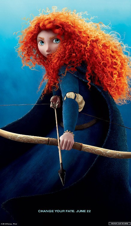 Brave: Character Poster 1