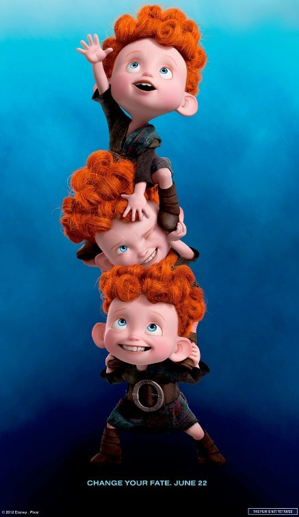 Brave: Character Poster 4