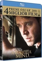 La copertina di A Beautiful Mind (blu-ray)
