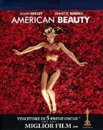 La copertina di American Beauty (blu-ray)