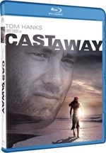 La copertina di Cast Away (blu-ray)