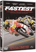 La copertina di Fastest - Il più veloce (dvd)