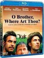 La copertina di Fratello, dove sei? (blu-ray)