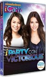 La copertina di iCarly - iParty con Victorious (dvd)