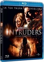 La copertina di Intruders (blu-ray)