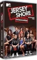 La copertina di Jersey Shore - Stagione 3 (dvd)