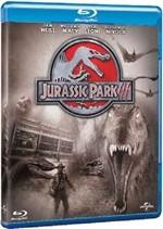 La copertina di Jurassic Park III (blu-ray)
