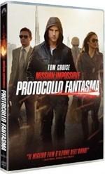 La copertina di Mission: Impossible - Protocollo Fantasma (dvd)