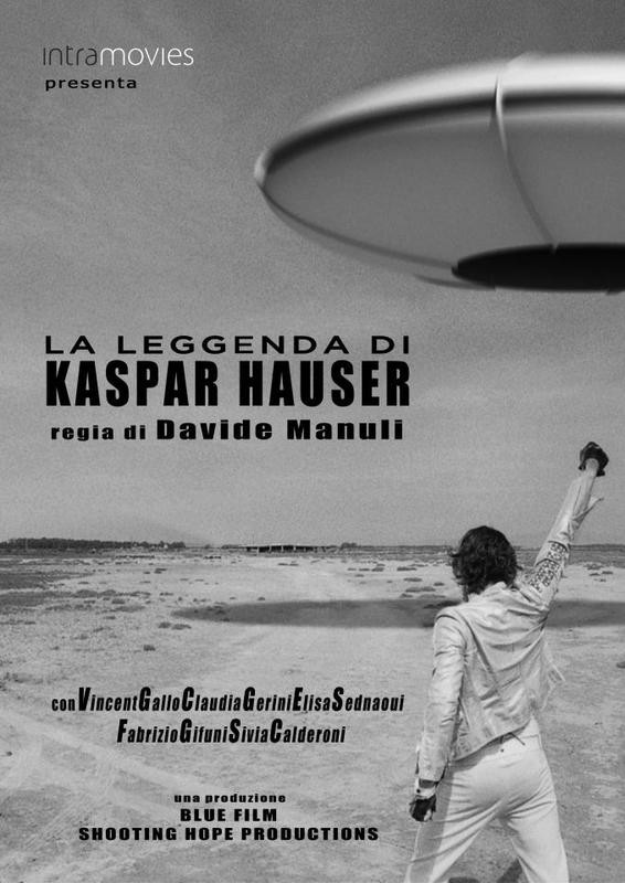 La leggenda di Kaspar Hauser - la locandina del film