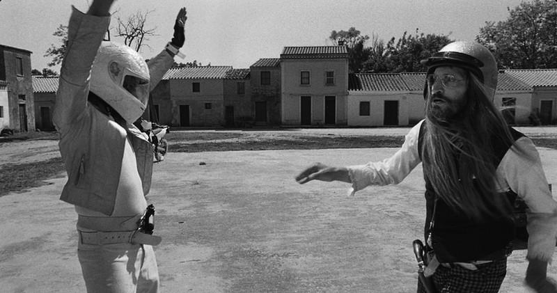 La leggenda di Kaspar Hauser: Vincent Gallo in una scena del film