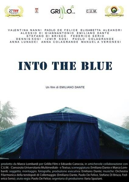 Into the Blue: la locandina del film