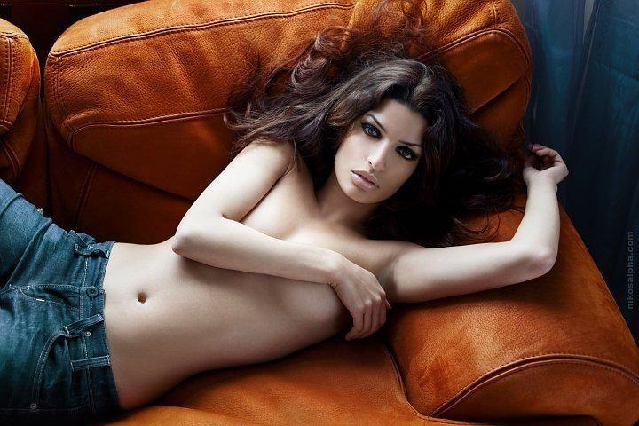Tonia Sotiropoulou: una foto dell'attrice greca