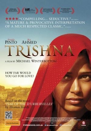Trishna: la locandina del film