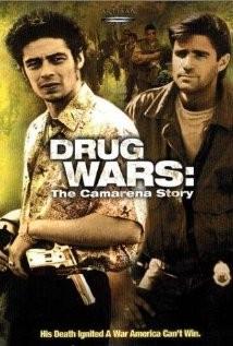 Agente speciale Kiki Camarena sfida ai narcos: la locandina del film