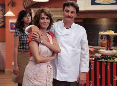 Benvenuti a tavola: Lorenza Indovina con Giorgio Tirabassi