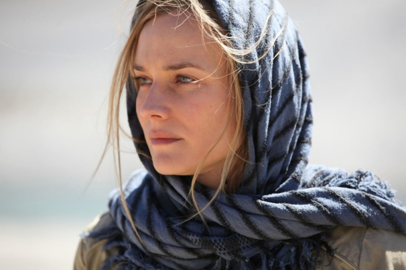 Special Forces: Diane Kruger nei panni della reporter Elsa Casanova rapita in Afghanistan