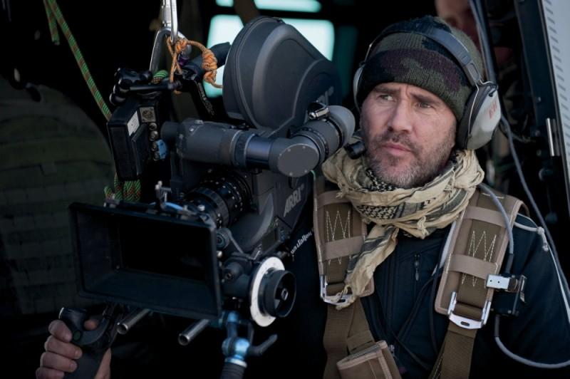 Special Forces: il regista Stéphane Rybojadl sul set del film