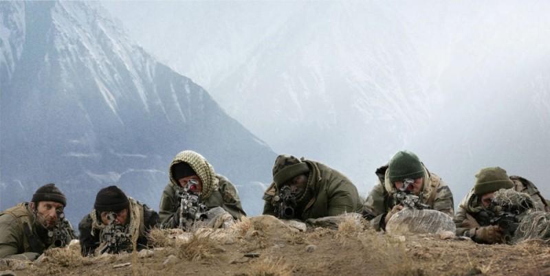 Special Forces: la squadra speciale inviata in Afghanistan capitanata da Djimon Hounsou