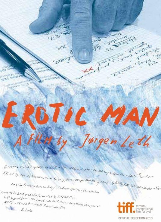 The Erotic Man: la locandina del film