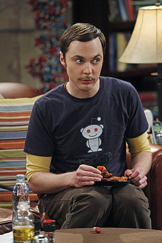 The Big Bang Theory: Jim Parsons nell'episodio The Wiggly Finger Catalyst