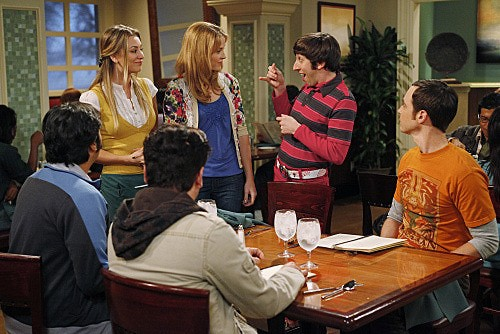 The Big Bang Theory: una scena dell'episodio The Wiggly Finger Catalyst