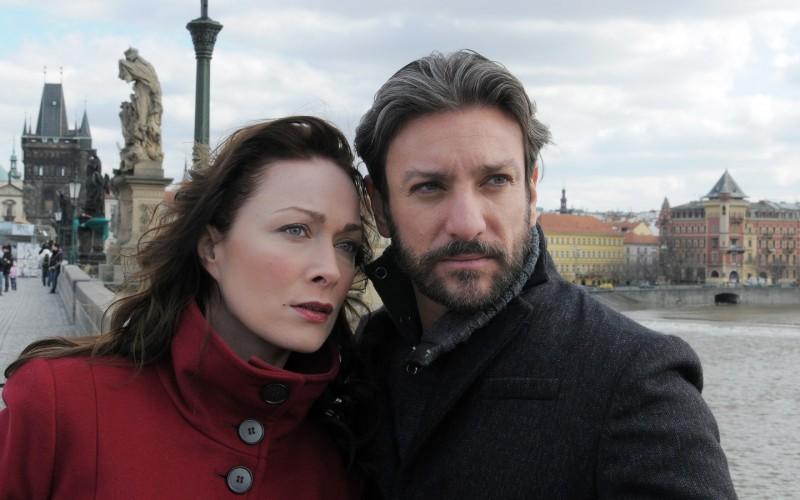 Zodiaco - Il libro perduto: Sergio Assisi e Magdalena Grochowska in una scena