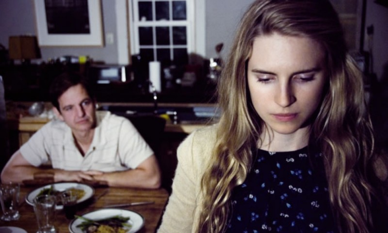 Brit Marling insieme a William Mapother in un'immagine di Another Heart