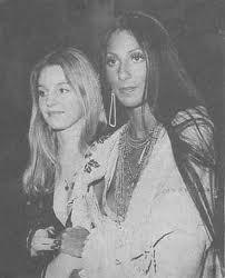 Cher con sua sorella Georganne