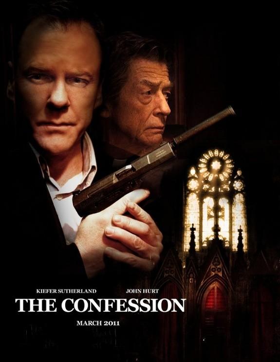 La locandina di The Confession